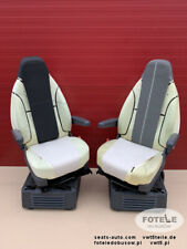 Seats Fiat Ducato Relay left right swivel driver seat passenger CAMPER HYMER