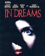 IN DREAMS - DVD - Fantasy Psychic Horror Movie - Robert Downey Jr - REGION 4