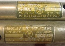 2 Microlab/FXR Line Stretcher SR-A55, 950–1200 MHZ. Male N connector to C  BNC
