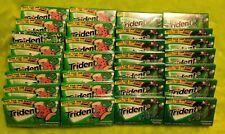 Trident Watermelon & Spearmint Sugar Free Gum, 29 Packs of 14 Pieces, Total 406