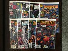 Marvel THUNDERBOLTS Vol 1 (1999) 21 22 23 24 25 26 27 28 29 VF/NM Songbird Jolt