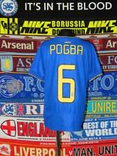 5/5 Juventus boys 12/13 years #6 Pogba MINT football shirt jersey trikot