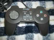 Game Pad Colors Performance Controller for Sony Playstation 1 PS1 System Tested