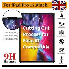 More details for tempered glass screen protector for ipad pro 12.9inch 2021 2020 2018 12.9