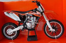 KTM 450 SX-F  2014  1/10th  MODEL  MX  MOTORCYCLE