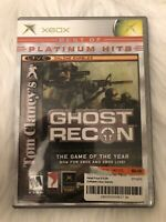 Tom Clancy's Ghost Recon (Microsoft Xbox, 2002)