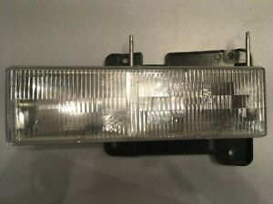 1988-1998 GMC Chevy C/K Truck SUV 15034929 Driver Left LH Headlight Lamp Yukon