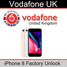 Vodafone UK iPhone 8 Factory Unlocking Service