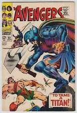 L6126: Avengers #50, Vol 1, F/VF Condition