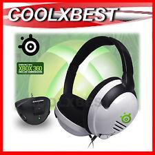 STEELSERIES SPECTRUM 4XB GAMING HEADSET HEADPHONE with AUDIOMIXER XBOX 360 PC