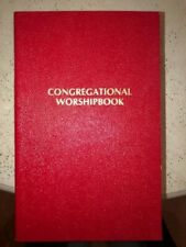 Congregational Worshipbook by Dr. Henry David Gray, American Congregational Ctr.