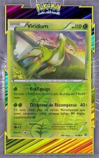 Viridium Reverse - XY7:Origines Antiques - 12/98 -Carte Pokemon Neuve Française