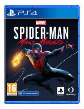 Marvel Die Spinne-Mann: Miles Morales -- Standard Edition (Sony PlayStation 4, 202...
