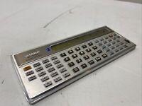 VINTAGE Sharp Model EL-5100S Portable Scientific Calculator Made in Japan COOL