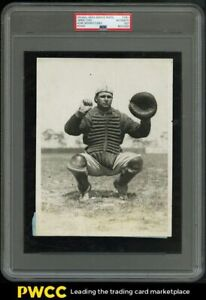 Type I Photograph Acme Newspictures Photo Jimmie Foxx ROOKIE PSA/DNA AUTHENTIC