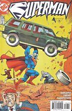 SUPERMAN VOLUME II #124  BOOSTER GOLD  DC  1997  NICE!!!