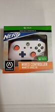 Xbox One & Windows 10 Nerf Wired Controller SEALED Orange/White