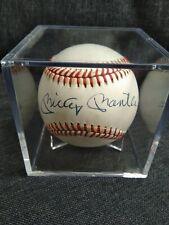 Mickey Mantle autographed signed Rawlings baseball JSA - LOA