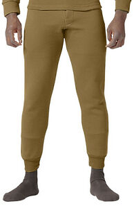 Military Underwear Pants ECWCS Bottoms Coyote Brown AR670-1 Rothco 3891