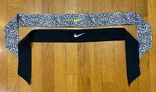 Nike Head Tie Headband 2.0 Adult Unisex black white lot of 2
