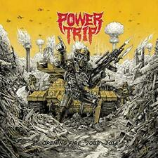 Power Trip - Opening Fire: 2008-2014 (NEW CD)