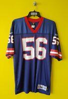 🏈NEW YORK GIANTS #56 LAWRENCE TAYLOR REEBOK NFL FOOTBALL JERSEY MENS - L