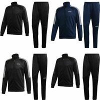 Mens Adidas Tracksuit Sereno 19 Bottom Top Full Tracksuits Football Training Set