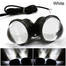 2x Eagle Eye Lamp LED DRL Fog Daytime Running Car Light Tail Light Backup 12V
