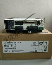 1PCS New Panasonic Servo drive MBDDT2110