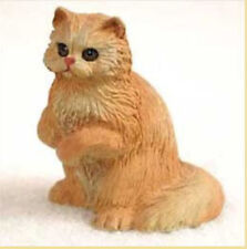 Persian Red Cat TINY ONES Figurine Statue Pet Resin