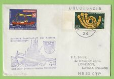 Germany & Colonies Ships, Boats Covers