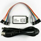 8CH Logic Analyzer Device Saleae Set With Buffer Support 1.1.16 Durable