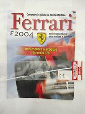Ferrari Formula 1 F2004 De Agostini Kyosho a Scoppio Ricambio N°15 04015 Nuovo