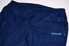 Adidas Trainings Hose Jogging Sport Track Pant Vintage Blau Blue 90er 90s D 8 L