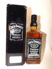 JACK DANIELS Daniel´s No.7 Old 40 % vol.Geschenkbox 0,7 l + METALLBOX