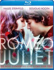Romeo  Juliet (Blu-ray Disc, 2014, Canadian)