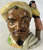 ROYAL DOULTON LARGE CHARACTER JUG Shakespearean Collection Othello