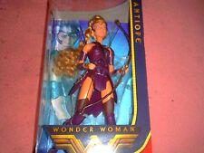 Mattel Barbie Coleccionistas Black Label DC Antiope de la película Mujer Maravilla