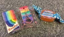 Vintage Japan Little Novelty Eraser New Old Stock Lot 1980's Girls Sanrio Etc
