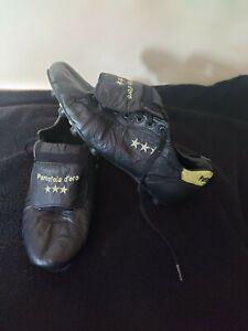 mens pantofola d'oro football boots size 10