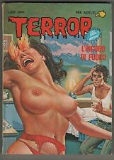 TERROR BLU N.150 L' INCUBO DI FUOCO ediperiodici elvipress 1983