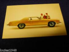 1974 FORD LTD Dealer promo post card ORIGINAL Reynolds Ford SYRACUSE New York