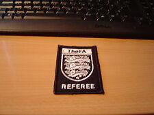 Referee FA  badge loose