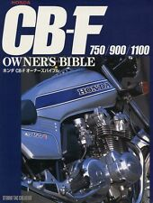 [BOOK] Honda CB-F CB750F CB900F CB1100F owner's bible FREDDIE SPENCER CB Japan