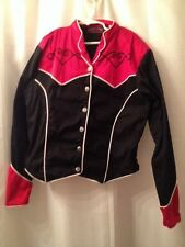 Vintage Gordon And James Western Rockabilly Jacket Small
