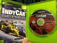 IndyCar Series - Microsoft Xbox Spiel - Mit Hülle und Anleitung
