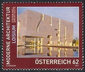 Austria 2011 Loisium Visitor Centre/Buildings/Modern Architecture 1v (n42277)