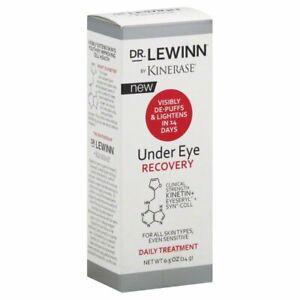 Dr. Lewinn by Kinerase Under Eye Recovery Anti-aging Treatment .50 oz