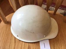Vintage Msa White Skullgard Hard Hat