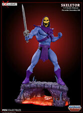 MASTER of The UNIVERSE SKELETOR EXCLUSIVE 1/4 STATUE Ltm 375 Pop Culture Shock